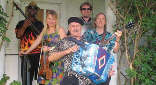 BILLY LEE AND THE SWAMPCRITTERS